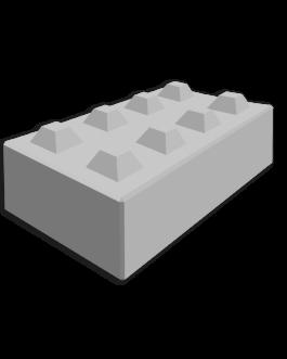 Megablok 160x80x40cm