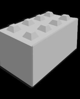 Megablok 160x80x80cm