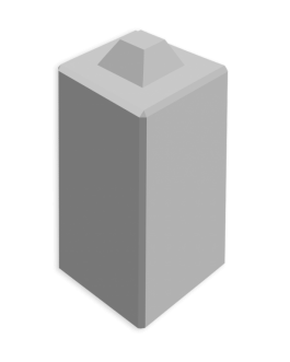 Megablok 40x40x80cm
