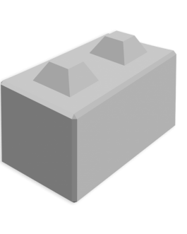 Megablok 80x40x40cm