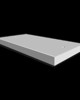 Stelconplaat 200x100cm