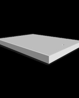 Stelconplaat 200x150cm